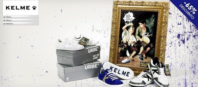 Oferta navideña de Kelme disponible en Dreivip