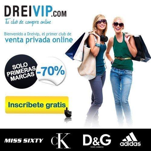 Dreivip, una tienda online con muchas ofertas