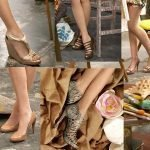 Zapatos y Pañuelos, Stradivarius