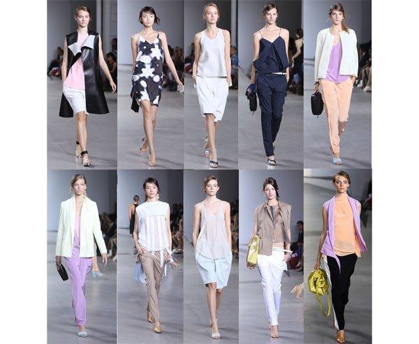 Zara: tendencias Primavera Verano 2012