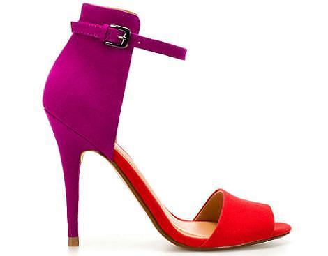 Zara. Coleccion de zapatos verano 2012