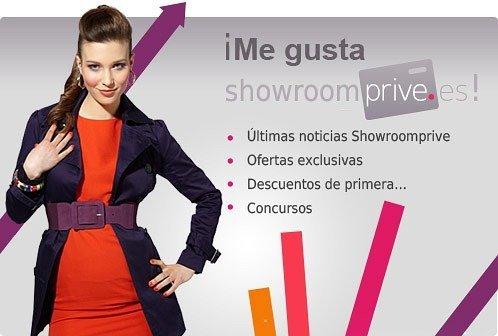 Showroomprive.es, tienda de ventas privadas online