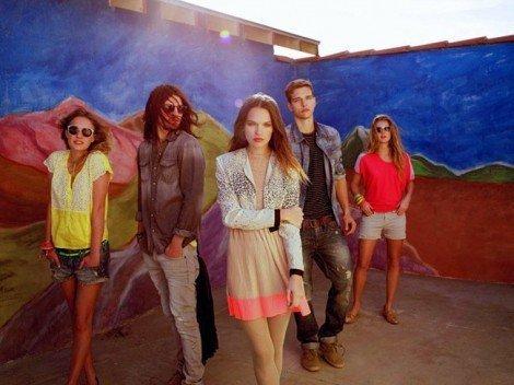 Bershka tienda favorita entre los jovenes moda y ropa for Negozi bershka roma