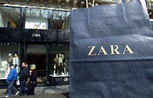 Rebajas en Zara
