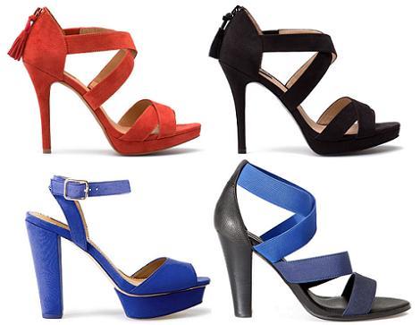 Conoces los zapatos de mujer de Pull and Bear?