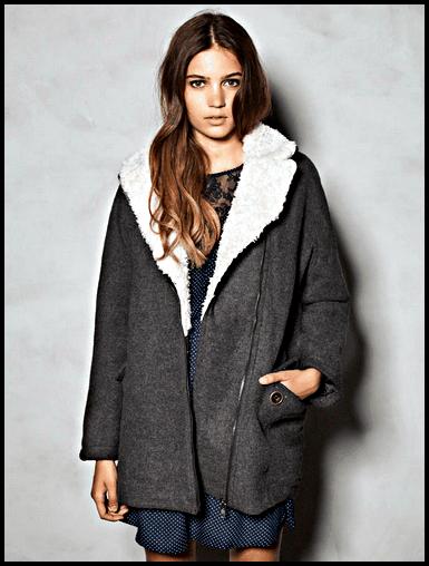 mirada detallada 4d113 957c0 Abrigos y chaquetones de la marca Pull and Bear para ...