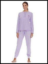 pijama color malva en dreivip