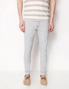 Pantalones pitillo Bershka