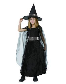 Disfraz de bruja en Dreivip