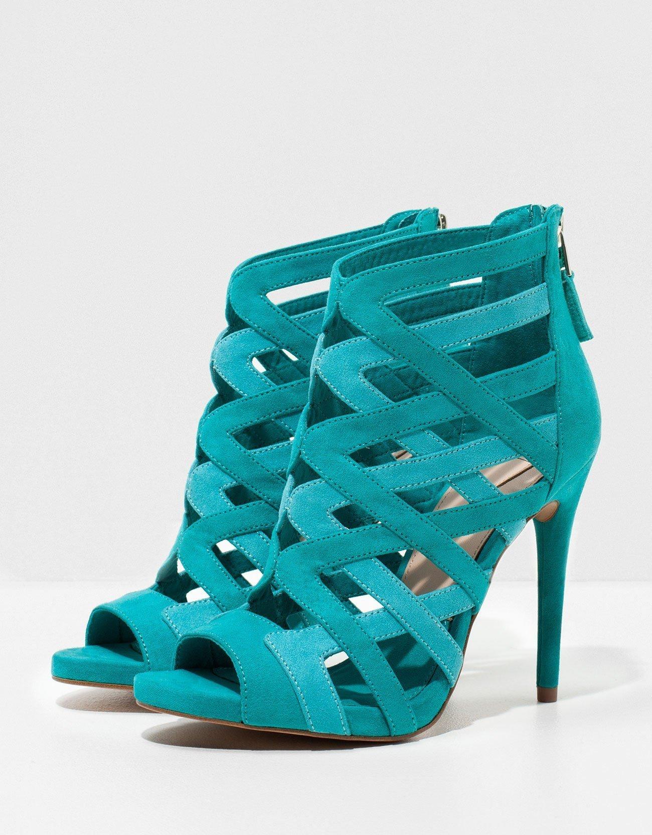 Bershka zapatos, los modelos para esta primavera