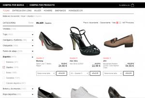 Ofertas de Zapatos Privalia