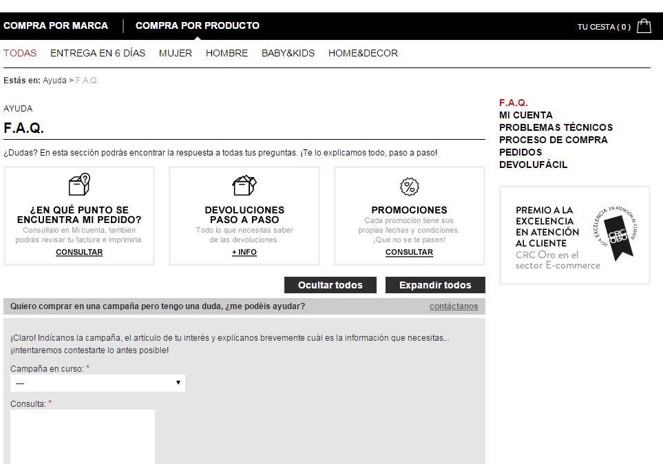 Online Esto 2019Moda ▷ Privalia Sin Y Ropa No Compres Ver info XwOuPkTZi