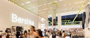 Las tiendas de Bershka