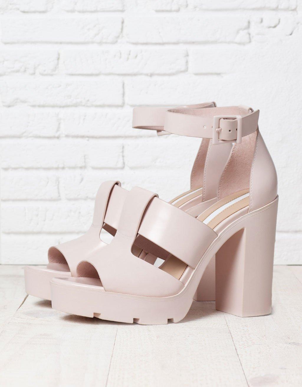 Bershka zapatos de mujer irresistibles