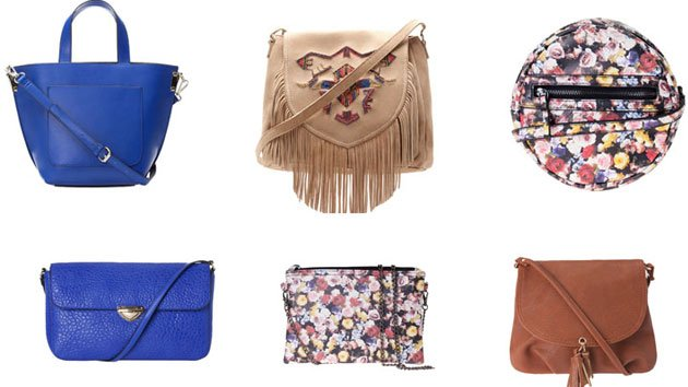 Nuevos bolsos Stradivarius, ¡tus accesorios a la moda!