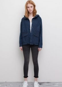 Chaqueta Pull and bear outlet