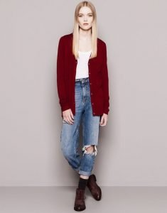 Chaquetilla Pull and bear outlet