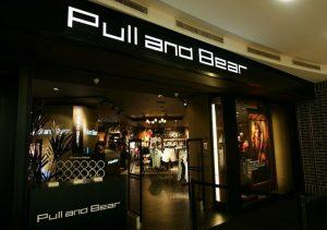 La marca Pull and Bear